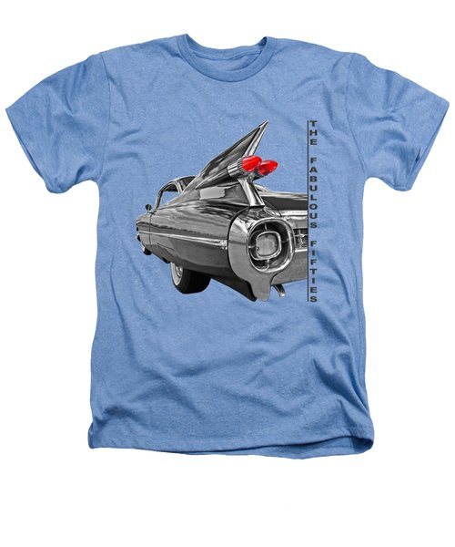 1959 Cadillac Tail Fins Heathers T-Shirt