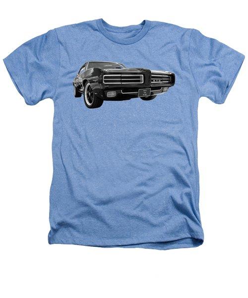 1969 Pontiac Gto The Goat Heathers T-Shirt by Gill Billington