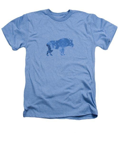 Goat Heathers T-Shirt by Mordax Furittus