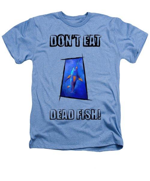 Kauderon V1 - Beautiful Swordfish Heathers T-Shirt