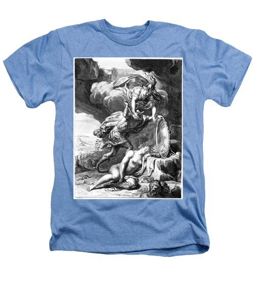Mythology: Perseus Heathers T-Shirt by Granger