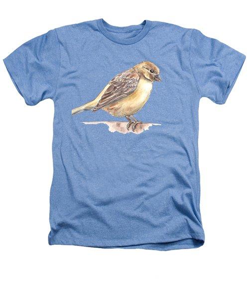 Sparrow Heathers T-Shirt by Katerina Kirilova