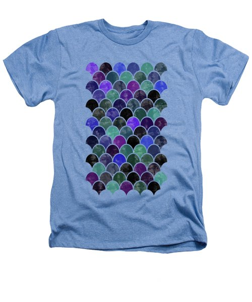 Lovely Pattern Heathers T-Shirt by Amir Faysal