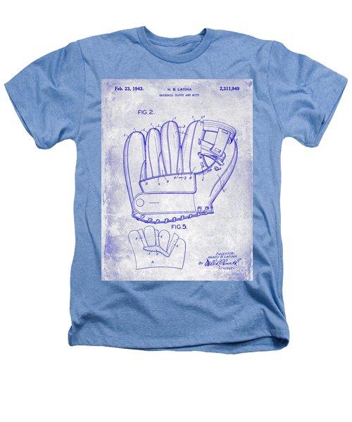 1943 Baseball Glove Patent Heathers T-Shirt by Jon Neidert