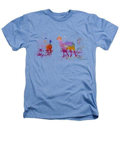 Llamas Heathers T-Shirt by Mordax Furittus