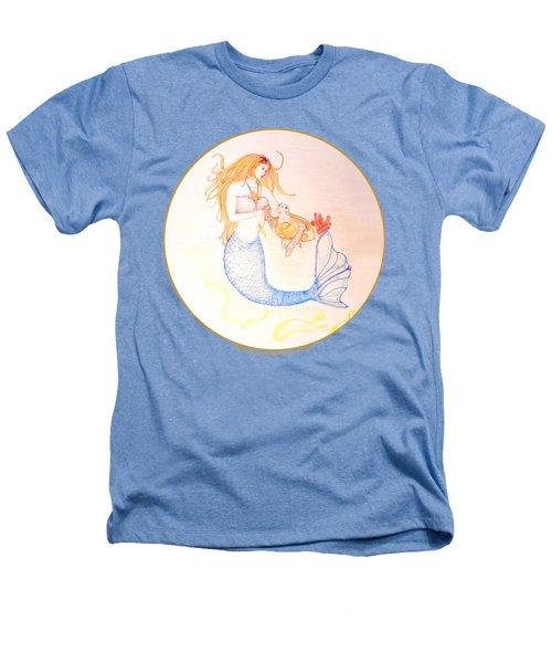Mermaid Heathers T-Shirt by M Gilroy