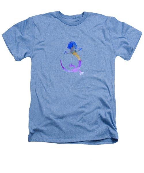 Hellbender Skeleton Heathers T-Shirt