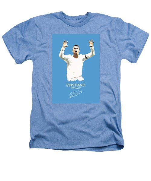 Cristiano Ronaldo Heathers T-Shirt