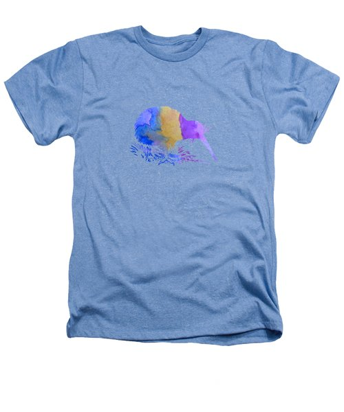 Kiwi Bird Heathers T-Shirt