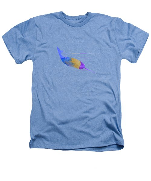 Narwhal Heathers T-Shirt by Mordax Furittus