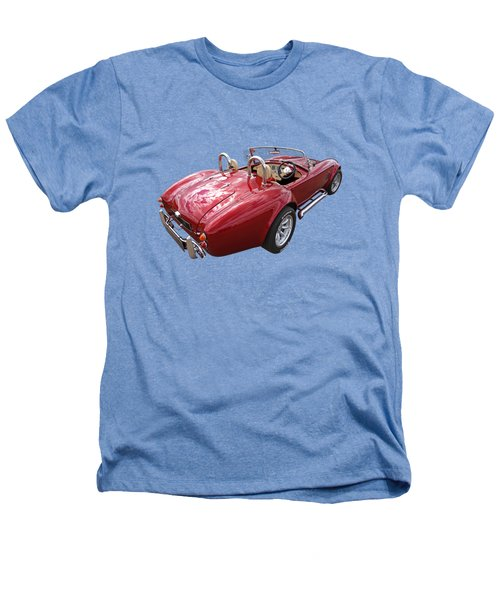 Ac Cobra 1966 Heathers T-Shirt by Gill Billington