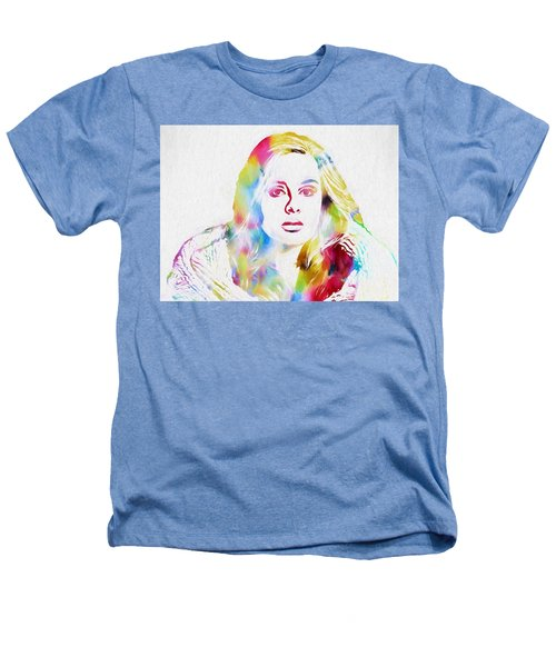 Adele Heathers T-Shirt by Dan Sproul