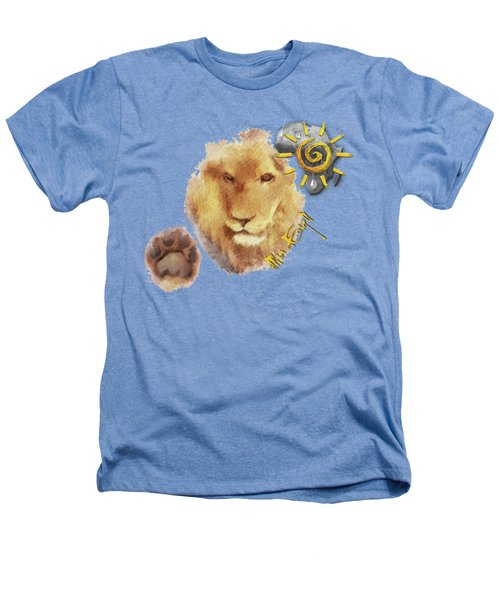 Africa Paint Heathers T-Shirt