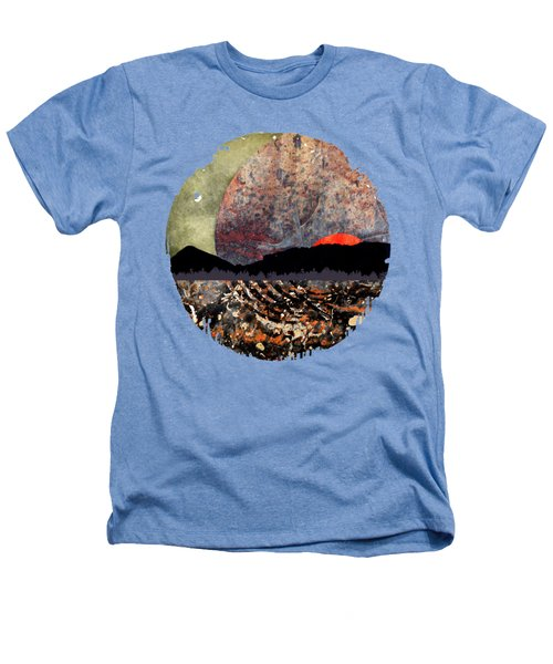 Afternoon Glow Heathers T-Shirt