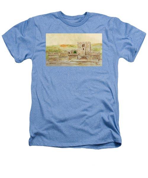 Alcazaba Of Almeria Heathers T-Shirt by Angeles M Pomata