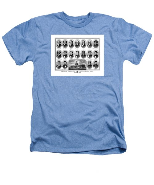 American Presidents First Hundred Years Heathers T-Shirt