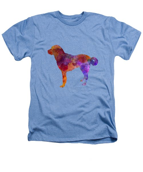 Anatolian Shepherd Dog In Watercolor Heathers T-Shirt