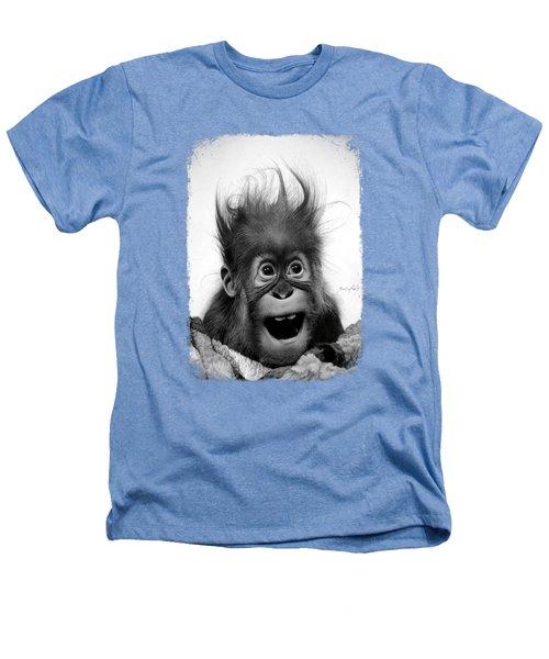 Don't Panic Heathers T-Shirt