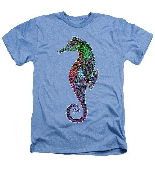 Electric Gentleman Seahorse Heathers T-Shirt