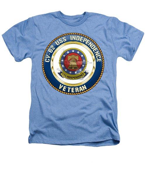 Cv-62 Uss Independence  Heathers T-Shirt