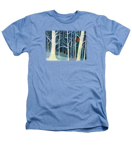 Quiet Moment Heathers T-Shirt