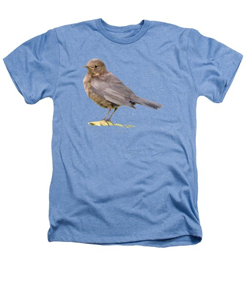 Young Blackbird  Heathers T-Shirt