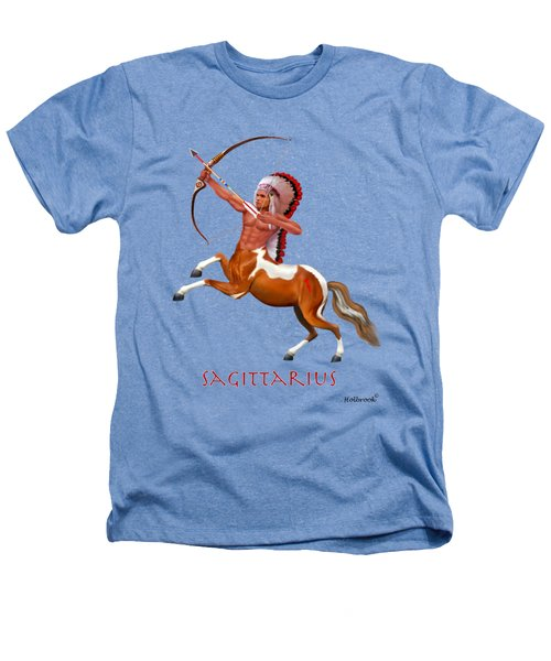 Native American Sagittarius Heathers T-Shirt