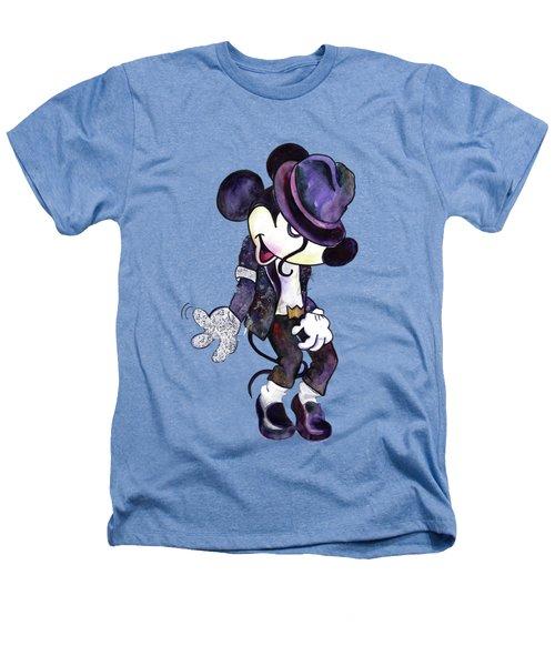 Mickey Mouse-michael Jackson Heathers T-Shirt
