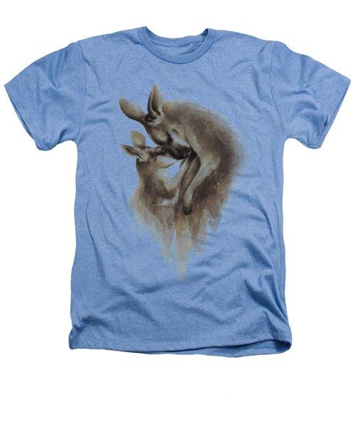 Strong Bond Heathers T-Shirt by Elisa Sbingu
