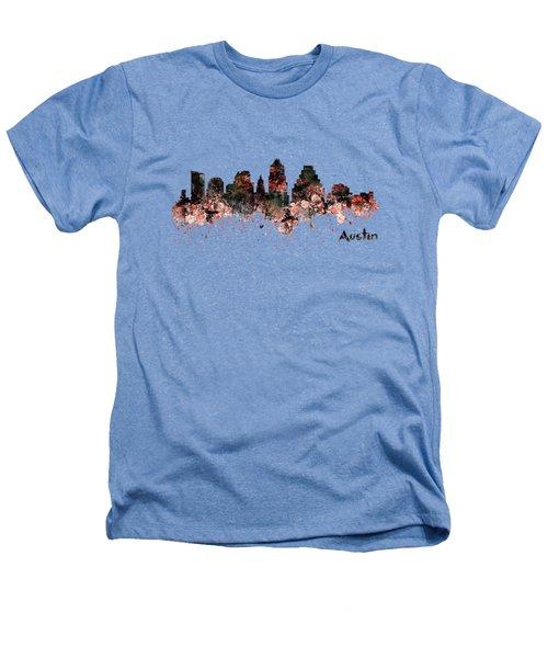 Austin Skyline  Heathers T-Shirt