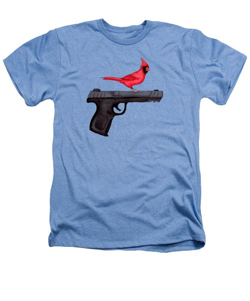 Aves And Armory Heathers T-Shirt