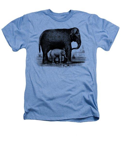 Baby Elephant T-shirt Heathers T-Shirt