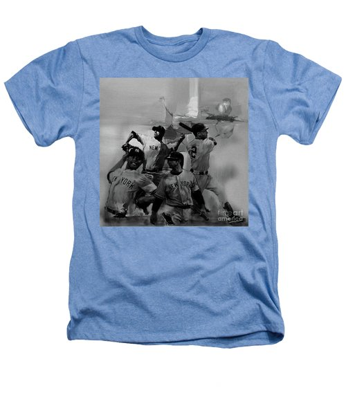 Base Ball Players Heathers T-Shirt
