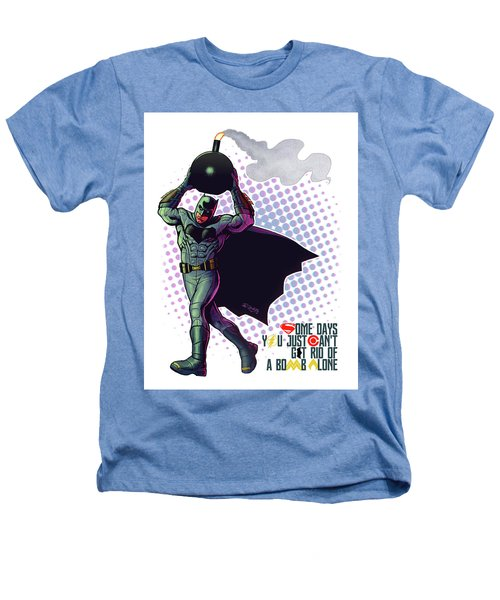 Batfleck And The Bomb 2 Heathers T-Shirt
