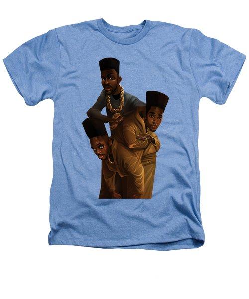 Bdk White Bg Heathers T-Shirt