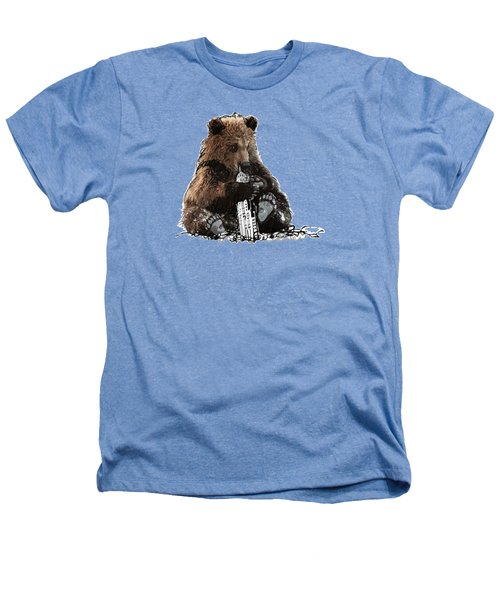 Bear Loves Ny Heathers T-Shirt by Devlin