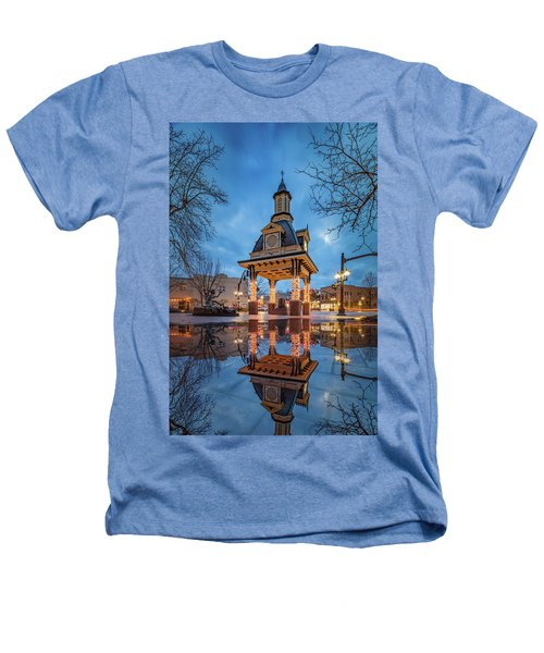 Bell Tower  In Beaver  Heathers T-Shirt by Emmanuel Panagiotakis