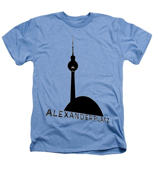 Berlin Alexanderplatz Heathers T-Shirt by Julie Woodhouse