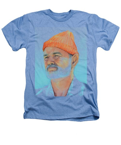 Bill Murray Steve Zissou Life Aquatic Heathers T-Shirt