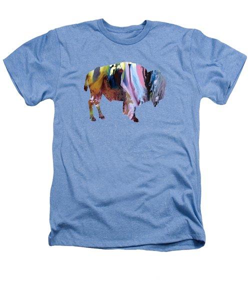 Bison Heathers T-Shirt