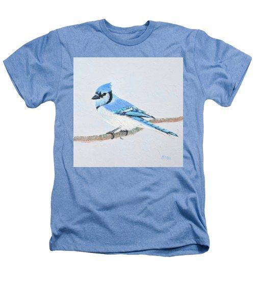Blue Jay Heathers T-Shirt