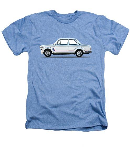 Bmw 2002 Turbo Heathers T-Shirt by Mark Rogan