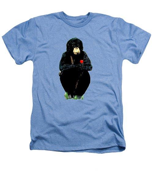 Bo Heathers T-Shirt by Teresa  Peterson