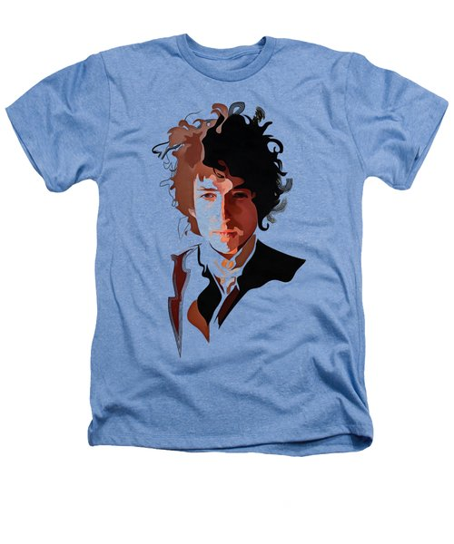 Bob Dylan Music Icon Heathers T-Shirt