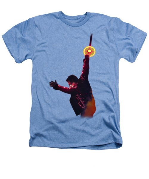 Bono - Light Heathers T-Shirt by Clad63