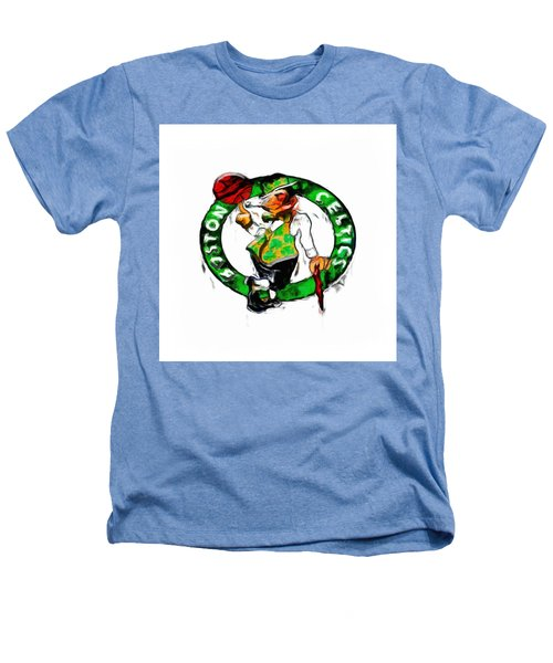 Boston Celtics 2b Heathers T-Shirt