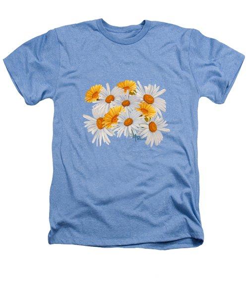 Bouquet Of Wild Flowers Heathers T-Shirt