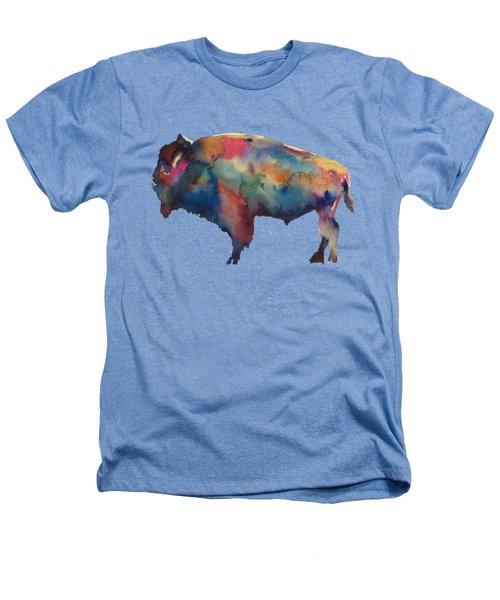 Buffalo Heathers T-Shirt by Marybeth Cunningham