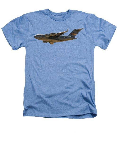 C-17 Globemaster IIi Heathers T-Shirt by Mark Myhaver