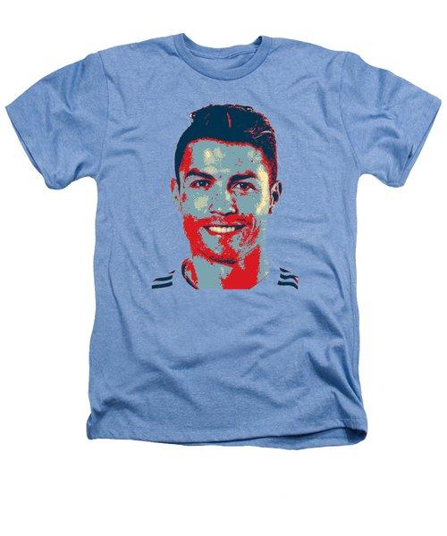 C. Ronaldo Heathers T-Shirt